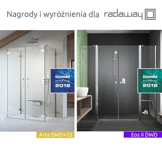 """""""Łazienka- Wybór Roku"""" – nagrody przyznane."""